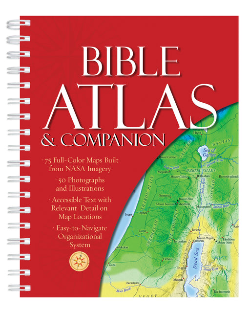 Bible Atlas & Companion