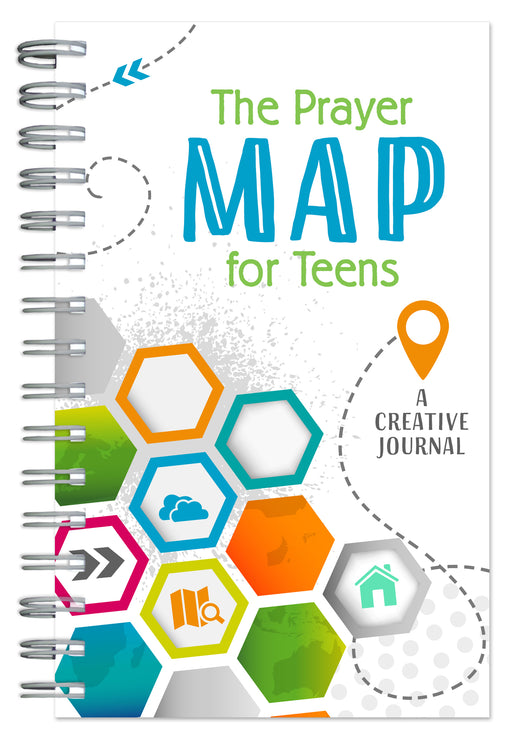 The Prayer Map®  for Teens