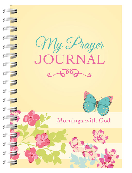 My Prayer Journal: Mornings with God