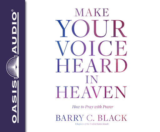 Make Your Voice Heard in Heaven (Library Edition)