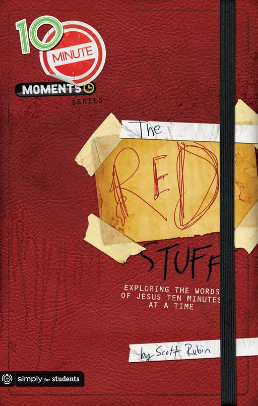 10-Minute Moments: The Red Stuff
