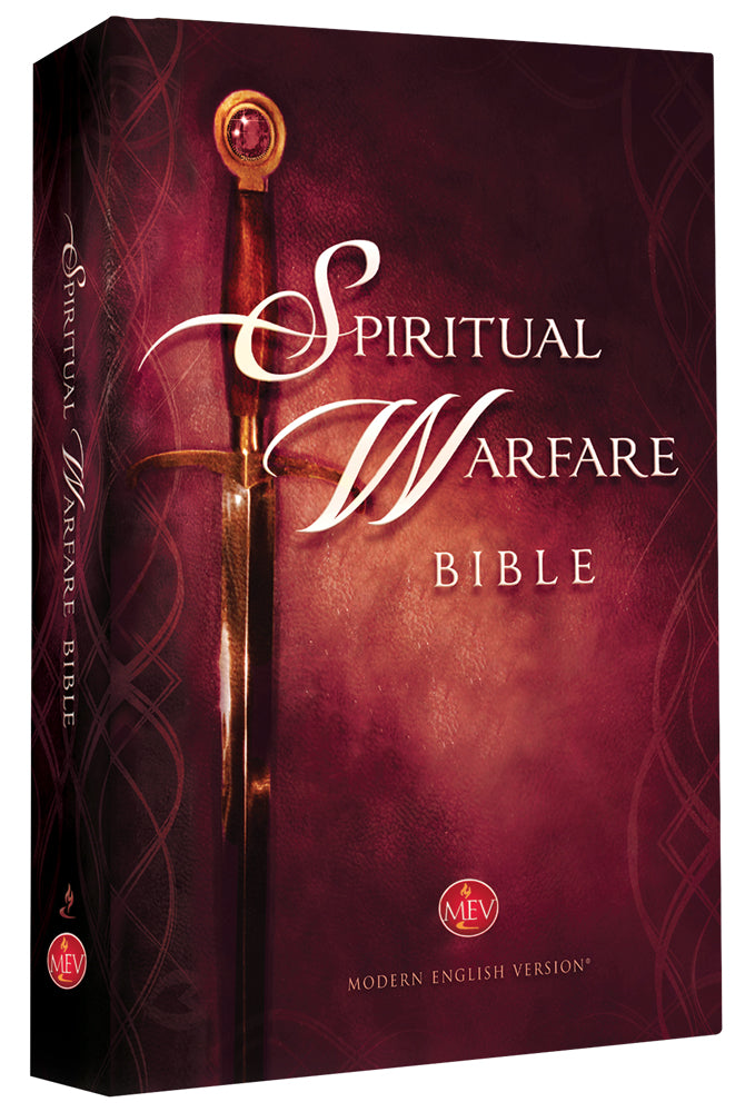 MEV Bible Spiritual Warfare