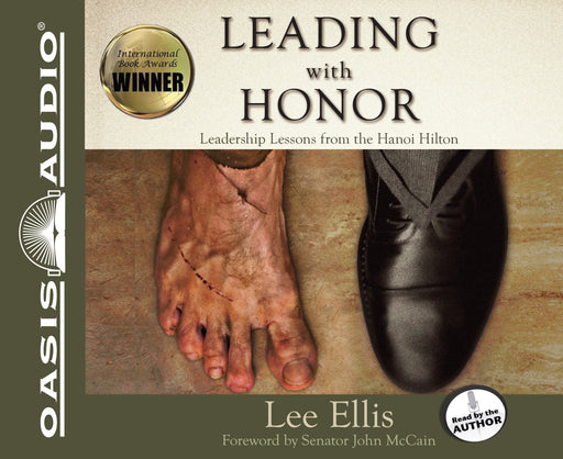 Leading With Honor (Library Edition)