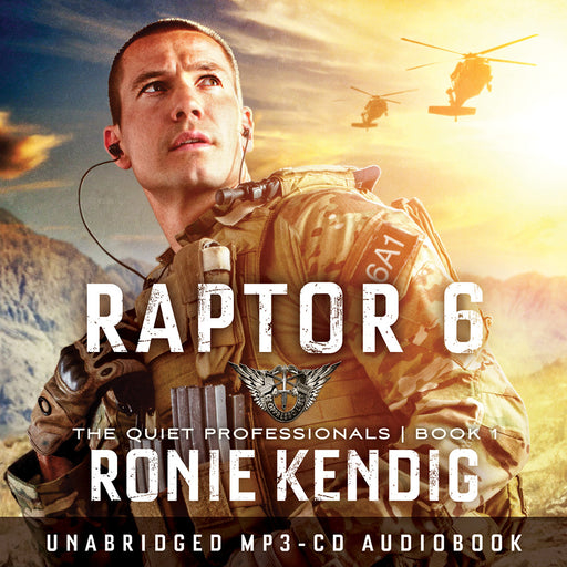 Raptor 6 Audio (CD)