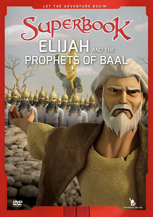 Elijah and the Prophets of Baal
