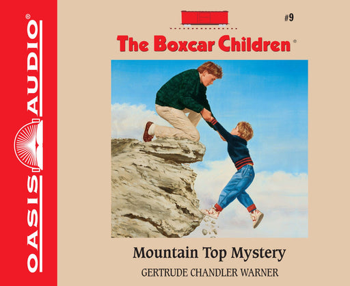 Mountain Top Mystery (Library Edition)