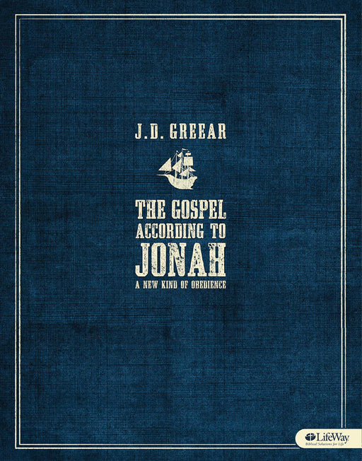 The Gospel According to Jonah: A New Kind of Obedience - Leader Kit