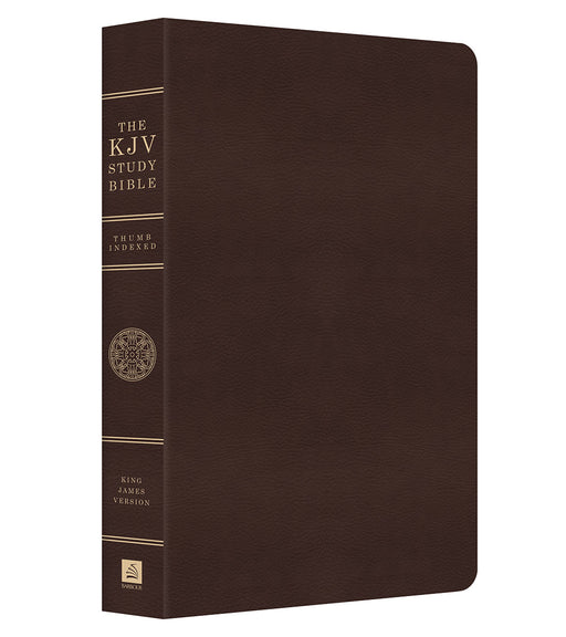 The KJV Study Bible - Indexed