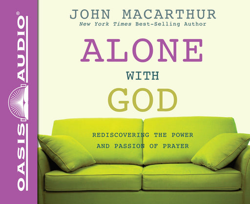 Alone with God (Library Edition)
