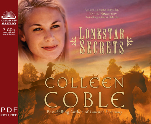 Lonestar Secrets (Library Edition)