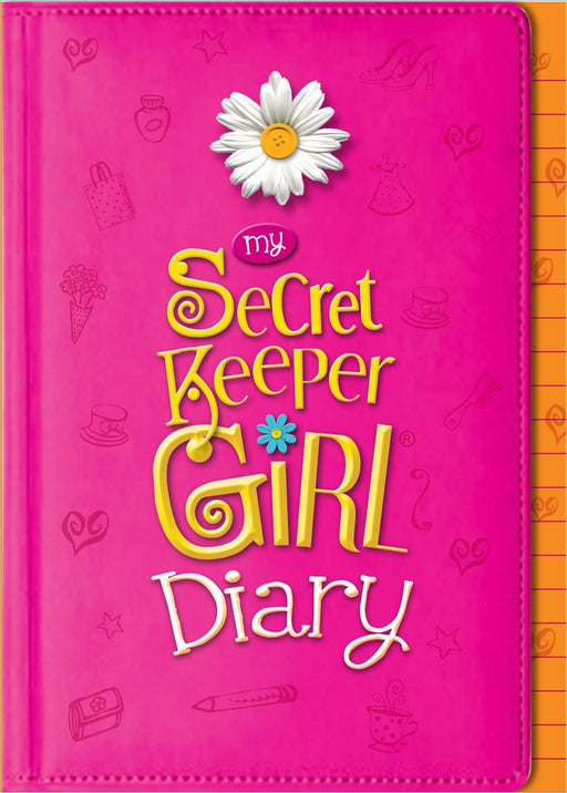 My Secret Keeper Girl® Diary
