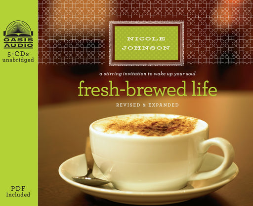 Fresh-Brewed Life (Library Edition)
