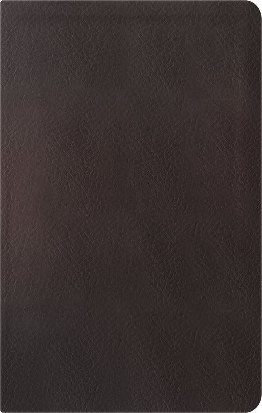 ESV Reformation Study Bible, Condensed Edition - Dark Brown, Premium Leather