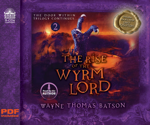 The Rise of the Wyrm Lord (Library Edition)