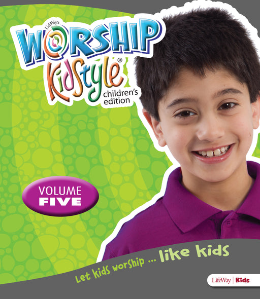 Worship KidStyle: Children's All-in-One Kit Volume 5