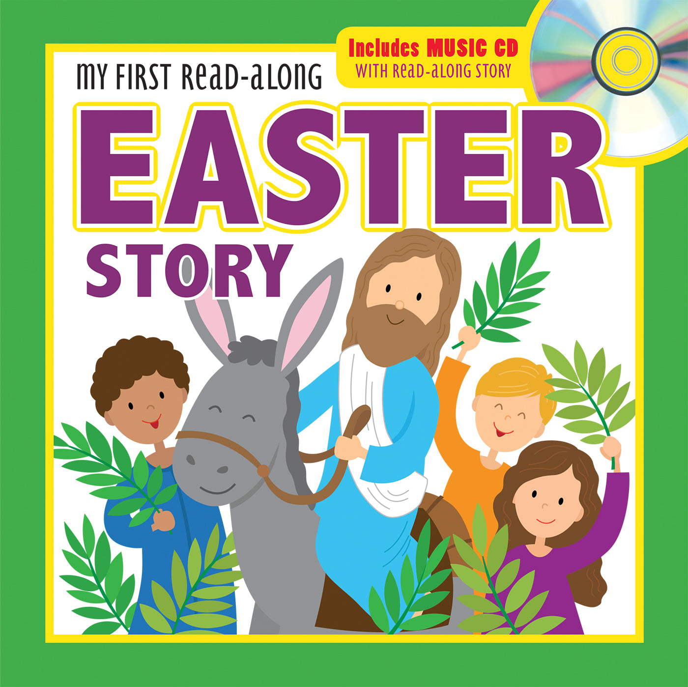 My First Read-Along Easter Story