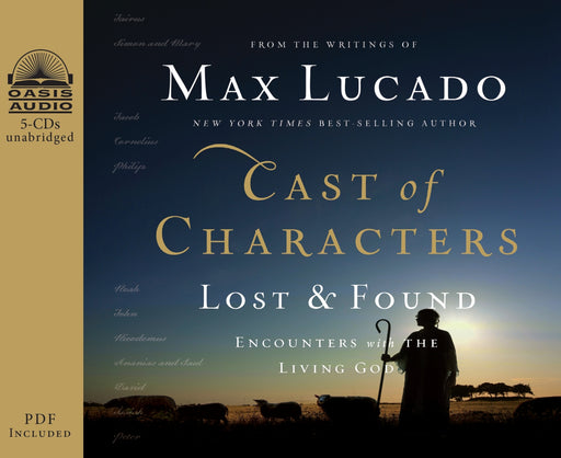 Cast of Characters: Lost and Found (Library Edition)