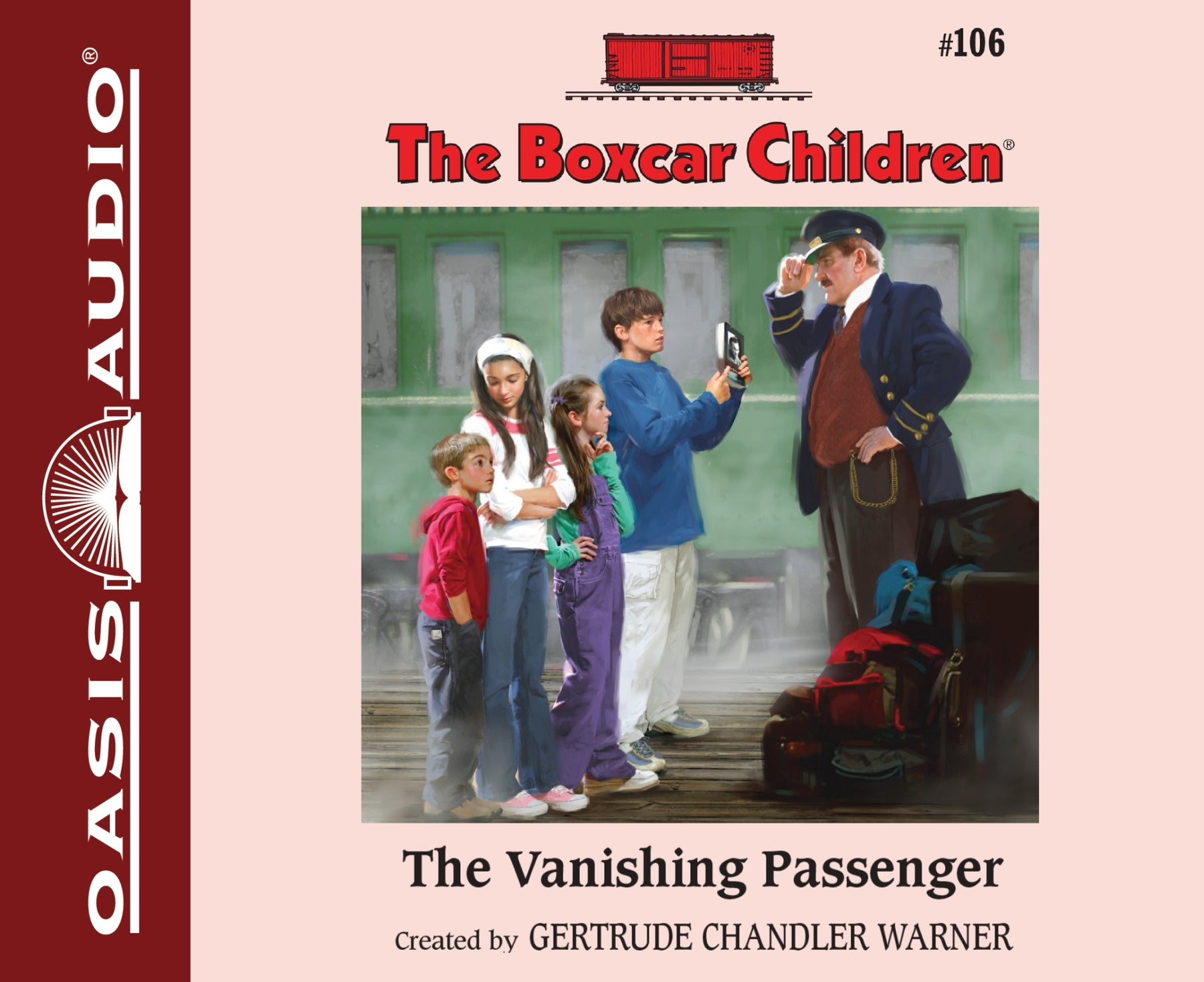 The Vanishing Passenger (Library Edition)