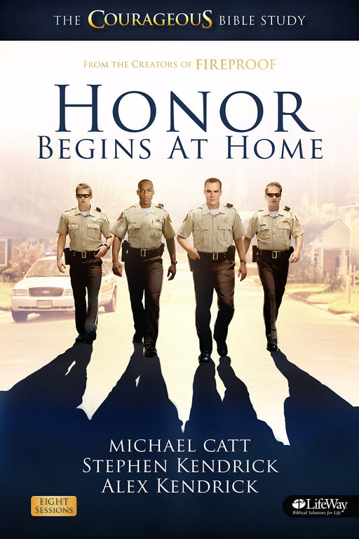 Honor Begins at Home: The Courageous Bible Study - Leader Kit
