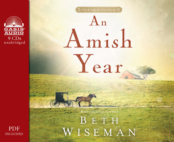 An Amish Year (Library Edition)
