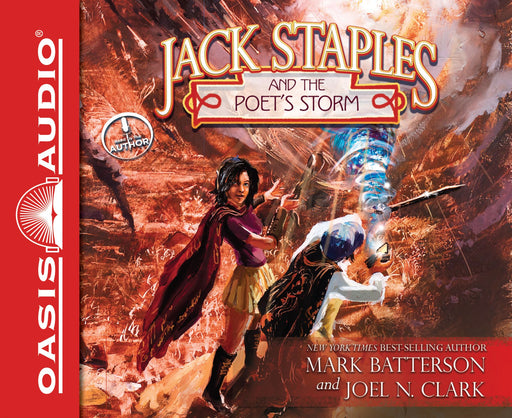 Jack Staples and the Poet's Storm (Library Edition)