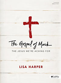 The Gospel of Mark - Bible Study Book