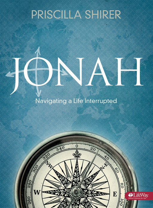 Jonah - Bible Study Book