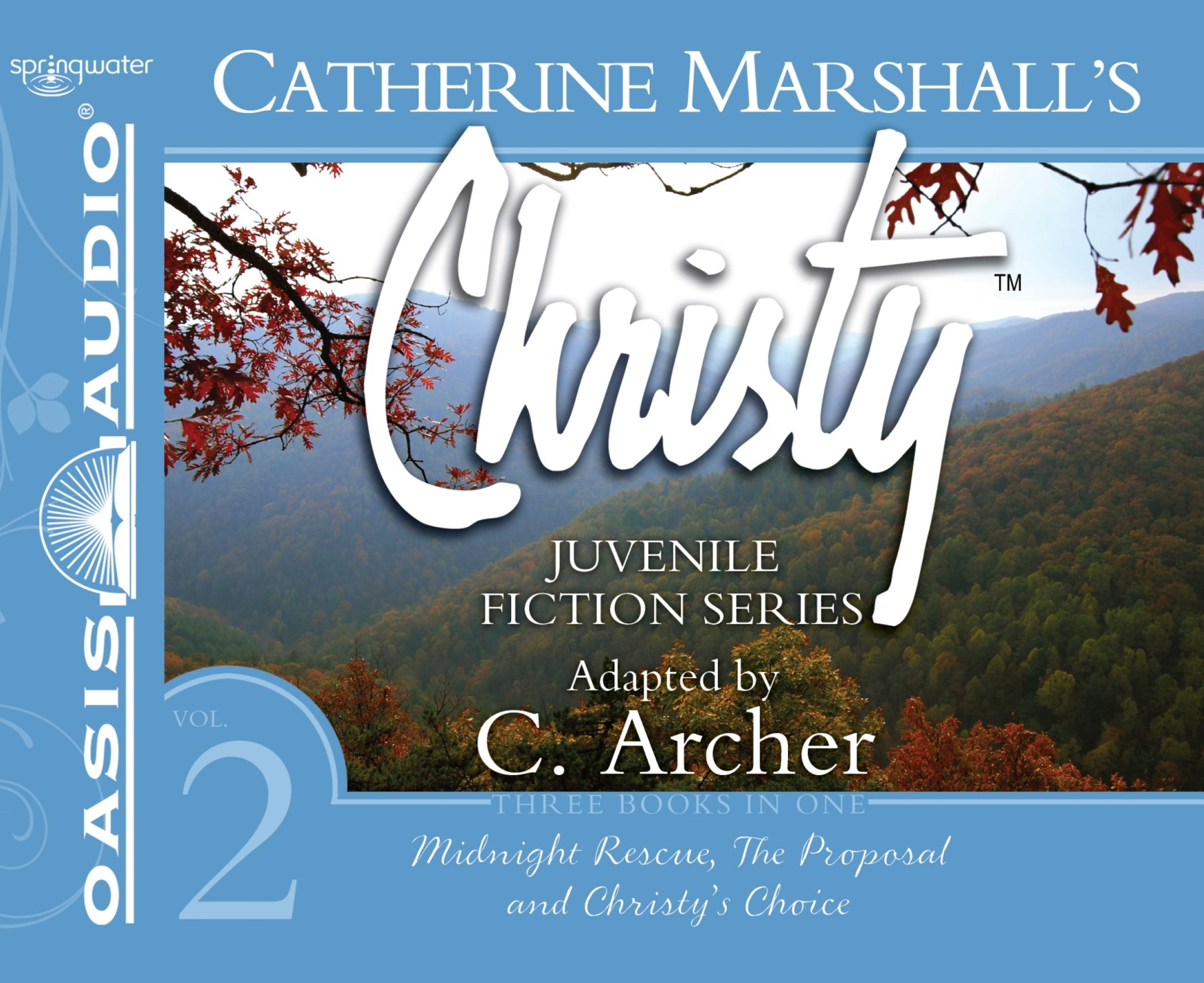 Christy Collection Books 4-6