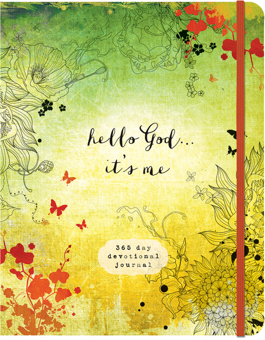 Hello God...It's Me