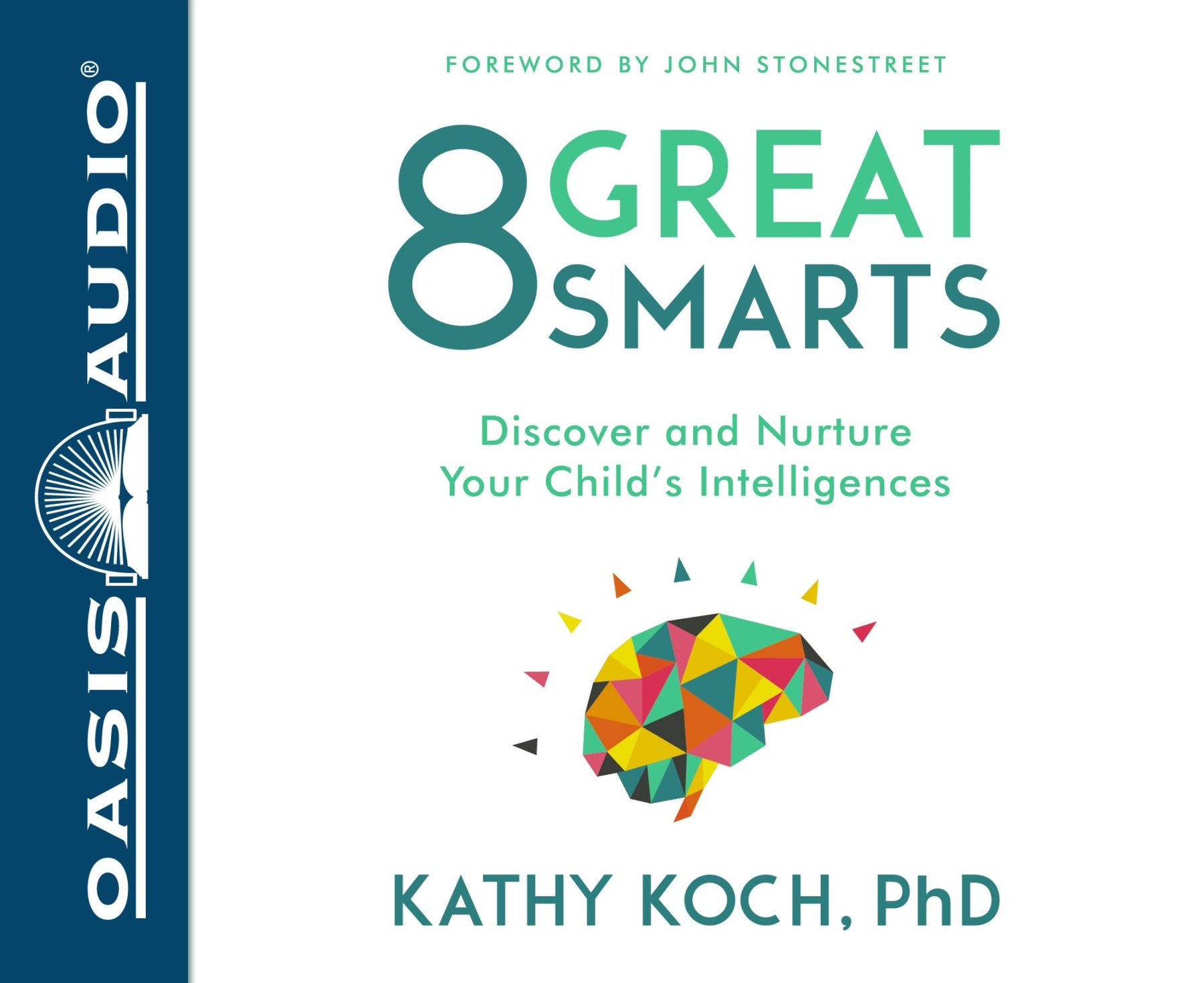 8 Great Smarts (Library Edition)
