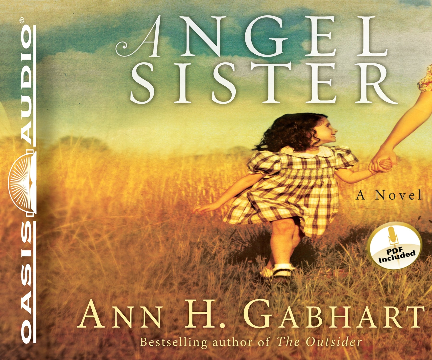 Angel Sister (Library Edition)