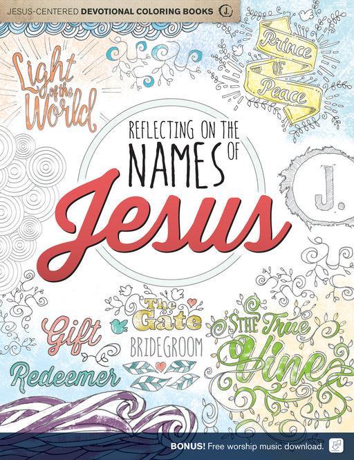 Reflecting on the Names of Jesus