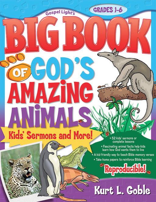 The Big Book of God's Amazing Animals
