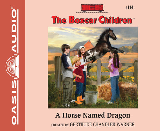 A Horse Named Dragon (Library Edition)