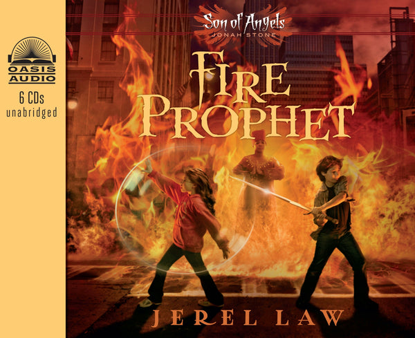 Fire Prophet (Library Edition)
