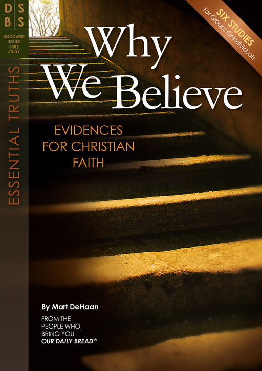 Why We Believe