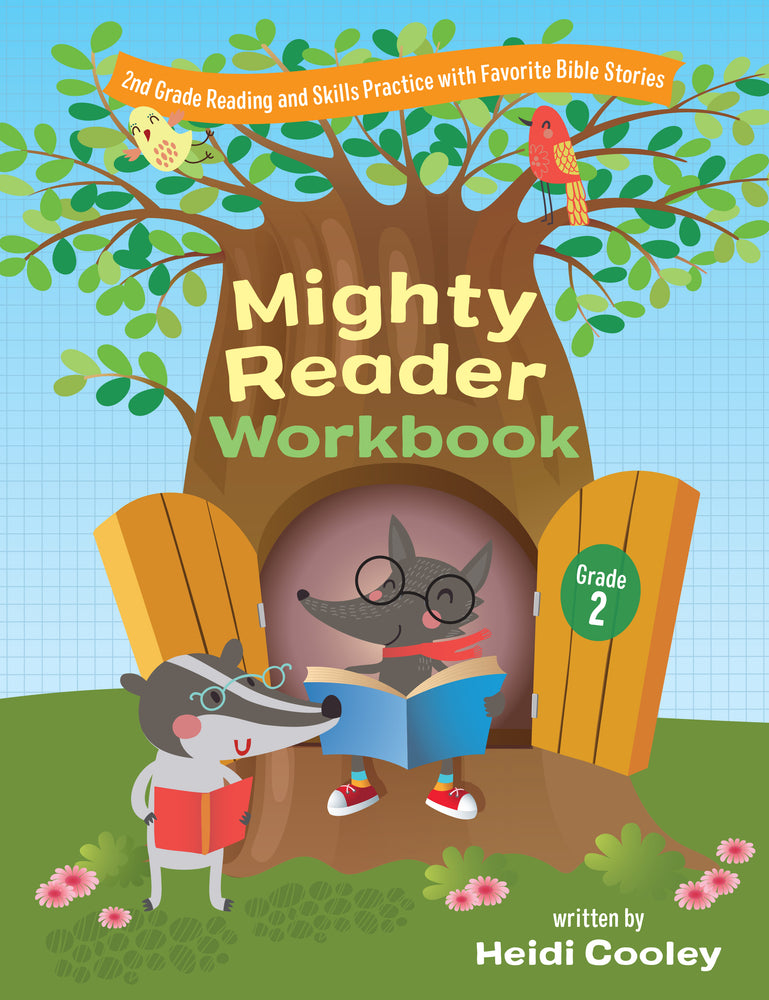 Mighty Reader Workbook, Grade 2