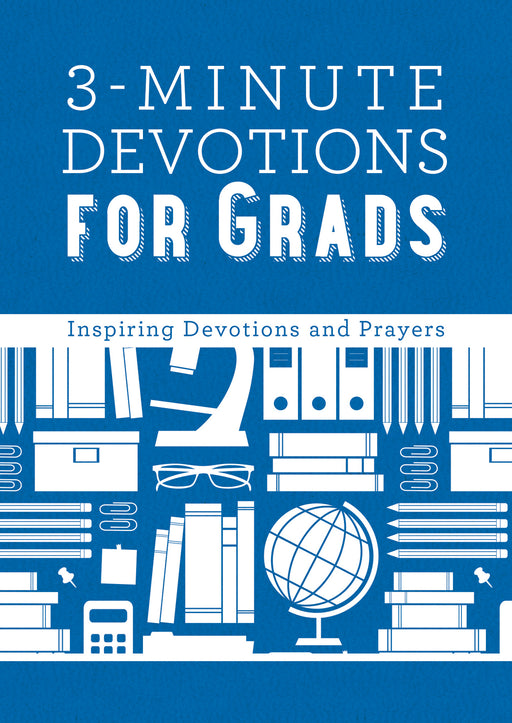 3-Minute Devotions for Grads
