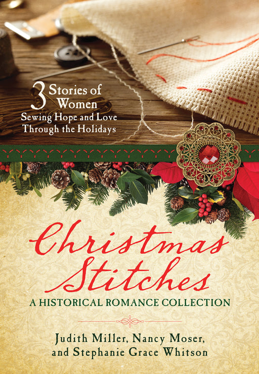 Christmas Stitches: A Historical Romance Collection