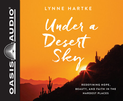 Under a Desert Sky (Library Edition)