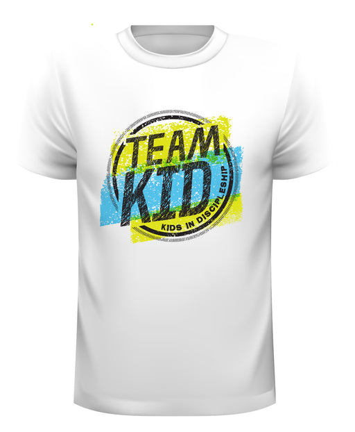 TeamKID T-Shirt Adult XX-Large