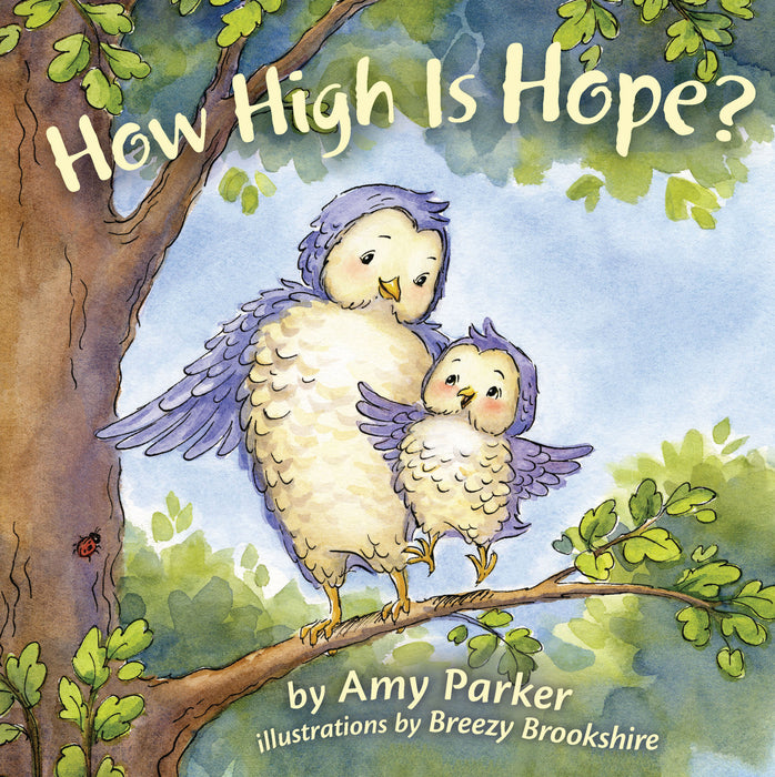 How High Is Hope? (padded board book)