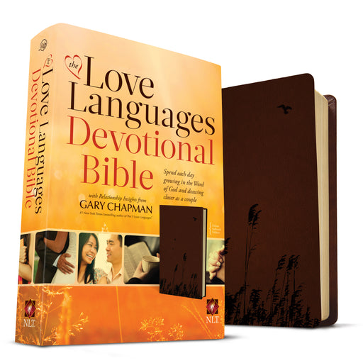 The Love Languages Devotional Bible, Soft Touch Edition