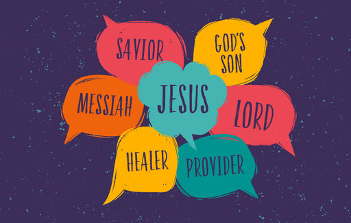 Bible Studies For Life: Kids Names of Jesus Postcards Package 25