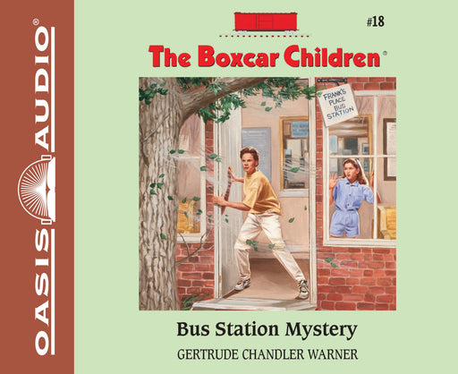Bus Station Mystery (Library Edition)