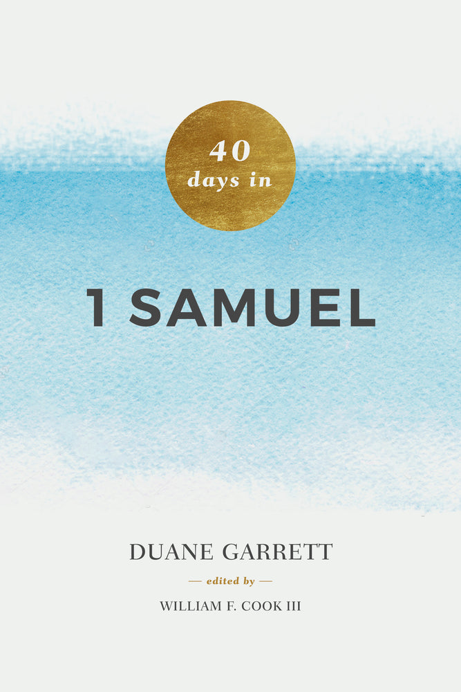 40 Days in 1 Samuel