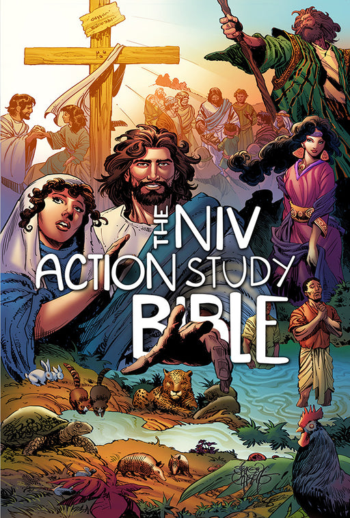 The NIV, Action Study Bible