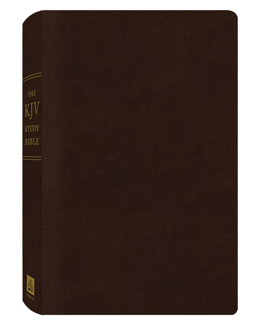 The KJV Study Bible (Bonded Leather)