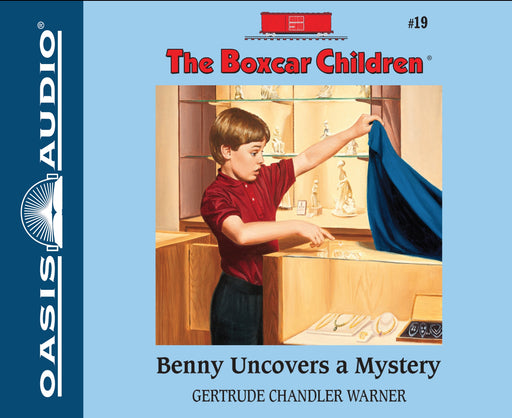 Benny Uncovers a Mystery (Library Edition)