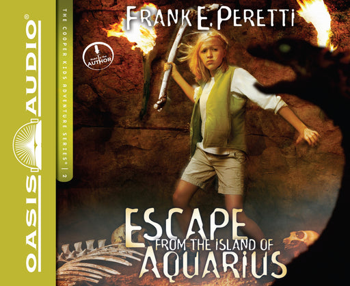 Escape from the Island of Aquarius (Library Edition)
